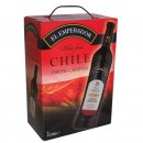 El Emperador Cabernet Carmenere 3,0l Bag in Box