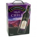 El Emperador Merlot 3,0l Bag in Box