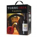 Torre Oria Rotwein 5,0 Liter Bag in Box