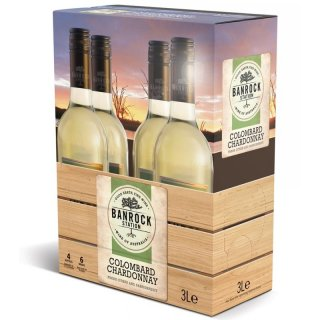 Banrock Station Colombard Chardonnay 3,0l Bag in Box