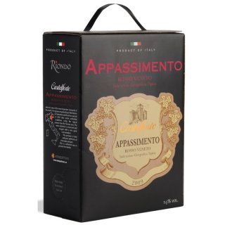 Castelforte Appassimento IGT 3,0l bag in Box