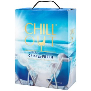 Chill Out Crisp & Fresh 3,0l Bag in Box