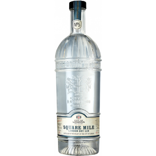 City of London Square Mile London Dry Gin