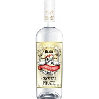 Crystal Pirate White Rum1,0l