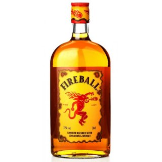 Fireball Cinnamon Whiskylikör