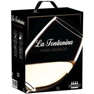 Fontanina Weißwein Italien 3,0l Bag in Box