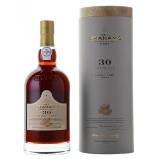 Graham´s 30 Year Old Tawny Port in Geschenkhülse