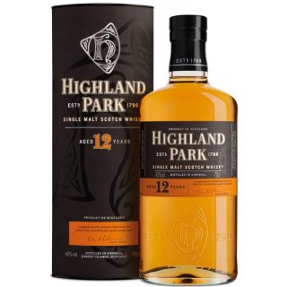 Highland Park 12 Years Orkney Island