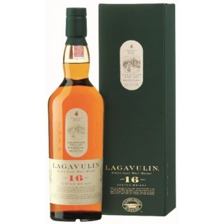 Lagavulin 16 Years Islay Single Malt