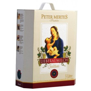 Peter Mertes QBA Liebfraumilch 3,0l Bag in Box