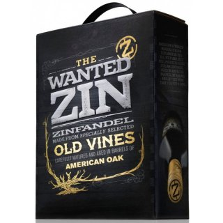 The Wanted Zinfandel IGT Pugila 3,0l
