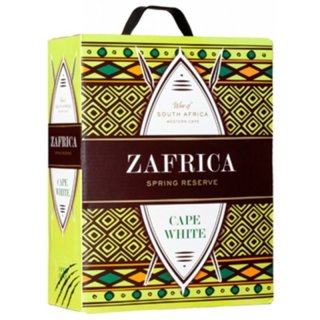 Zafrica Cape White 3,0l Bag in Box